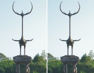 bonnie sculpture-China Chu Dynasty Cultural Bronze Statue900x700