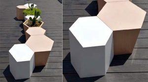 bonnie sculpture-Stainless Steel Flower Pot5-770x430