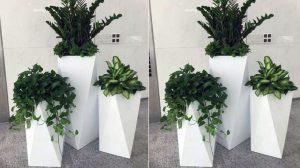 bonnie sculpture-Stainless Steel Flower Pot9-770x430