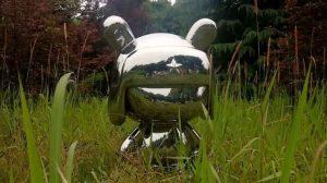 bonniesculpture-Stainless Steel Cartoon Rabbit Sculpture Cartoon Statue770x430