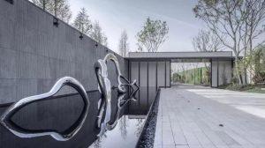 bonniesculpture-Stainless Steel Modern Metal Sculpture770x430