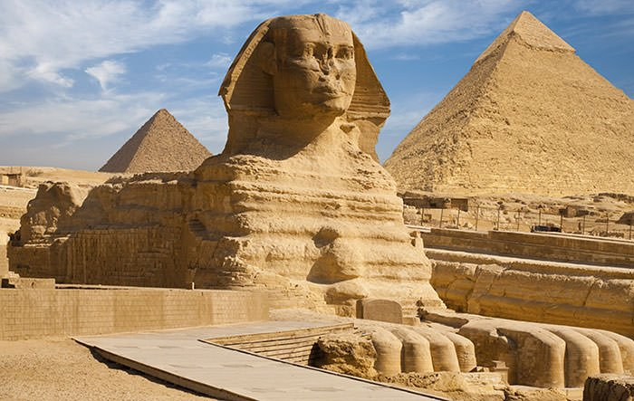 A Brief Introduction to The Great Sphinx